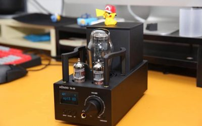 What is a tube headphone amplifier?